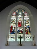 Image for Stained Glass Windows - St Peter - Shackerstone, Leicestershire