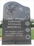 Image for Yankee Springs Township Veterans Memorial - Yankee Springs Township, Michigan