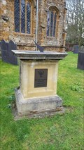 Image for Sundial - St Mary - Welford, Northamptonshire