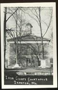 Image for Iron County Courthouse - Ironton, MO