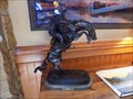 Image for The Bronco Buster - Jackson, WY