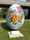 Image for Eggstraordinary Outdoor Art Exhibit - Cumming United Methodist Church