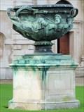 Image for Warwick Vase Replica - The Senate House Lawn, Cambridge, UK
