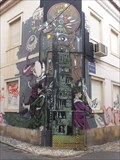 Image for Gothic Mural - Faro, Portugal