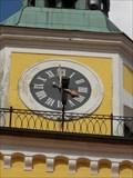 Image for Hodiny na kostele  - Vlachovo Brezí, okres Prachatice, CZ