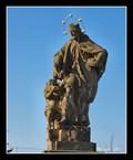 Image for St John of Nepomuk (sv. Jan Nepomucký), Kunetice, Czech republic