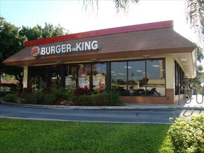 Burger King Flagler Le Jeune Miami Fl Burger King