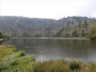 Plešné jezero, Šumava