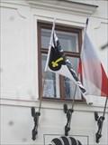 Image for Vlajka obce - Lomnice, Czech Republic