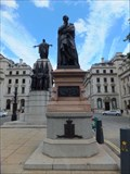 Image for Sidney Herbert - Waterloo Place, London, UK