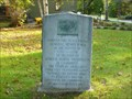 Image for Knox Trail Marker - Wilbraham,  MA