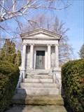 Image for Fisk - Collins Mausoleum - Woodlawn Cemetery - Toledo,Ohio