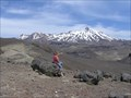 Image for Tukino Scenic Overlook. Mt Ruapehu. North Is. New Zealand.