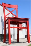 Image for Red Chair / Roter Sessel - Wien, Austria
