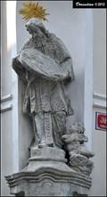 Image for St. John of Nepomuk / Sv. Jan Nepomucký - Jakubská street (Kutná Hora, Central Bohemia)