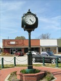 Image for Town Clock - Ninety Six, SC