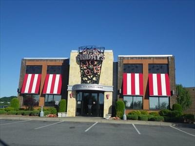 Tgi Fridays Restaurant Saratoga Springs Ny Usa Tgi Fridays