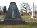 Image for William McKibben Sanger Monument - Graceland Cemetery, Chicago, IL