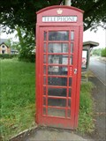 Image for Red Telephone Box - Main Street - Congerstone, Leicestershire