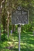 Image for Battle of Green River Bridge
