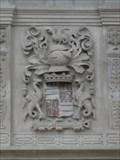 Image for De Grey Coat of Arms - The Orangery, Wrest Park, Silsoe, Bedfordshire, UK