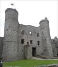 Image for Harlech Castle - Harlech, Snowdonia, Wales.
