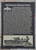 Image for McCammon Railroad Center