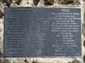 Image for Hukilau Beach Marker - Laie, HI