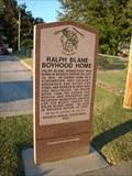 Image for Ralph Blane Boyhood Home - Broken Arrow, OK