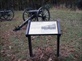 Image for Camouflaged Cannons - Kennesaw Battlefield - Cobb Co., GA