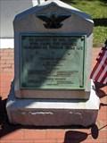 Image for World War Monument, Woodstown, NJ