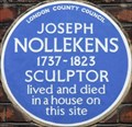 Image for Joseph Nollekens - Mortimer Street, London, UK