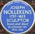 Image for Joseph Nollekens - Mortimer Street, London, UK