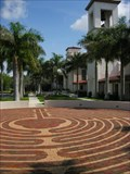 Image for First Presbyterian Church Labyrinth - Sarasota, FL
