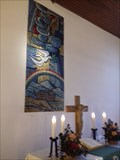 Image for Mosaic with Dove of Peace - Mannsflur/BY/Germany