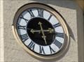 Image for Pfarrkirche Mariä Himmelfahrt Clock - Garmisch-Partenkirchen, Germany