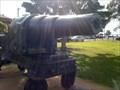 Image for Rifled Muzzle Loading Fortress Gun, Williamstown, Australia