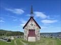 Image for Chapelle-Charnier du cimetière de Sayabec - Charnel Chapel of the Sayabec cemetery - Sayabec, Québec