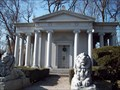 Image for Grunow Mausoleum Lions