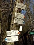 Image for Rozcestník turistických tras - Chynava (rozc.), Czechia