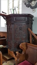 Image for Pulpit - Holy Trinity - Bungay, Suffolk