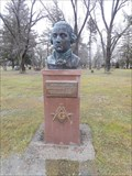 Image for Bust of Washington - Acacia Park Cemetery - North Tonawanda, NY