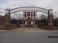 Image for Bulldog Stadium Arch (West Side) - Springdale AR