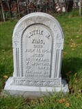 Image for Lottie M. King - Union Cemetery, Scituate, MA