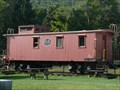 Image for Rutland Railroad #32 (now NYC) Caboose - Chester MA