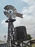 Image for Martin County Historical Museum Windmill - Stanton, TX