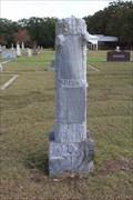 Image for Sallie Whitehead - Birdston Cemetery - Navarro County, TX