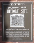 Image for The Peoples Opera House and Mercantile Company of Bountiful - Bountiful, UT