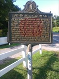 Image for JOHN W.I. GODMAN