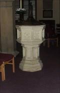 Image for Font, St.Peter & St.Paul's Church, High Street, Grays, Essex. RM17 6LN.